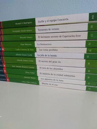 Libros Edelvives 3€