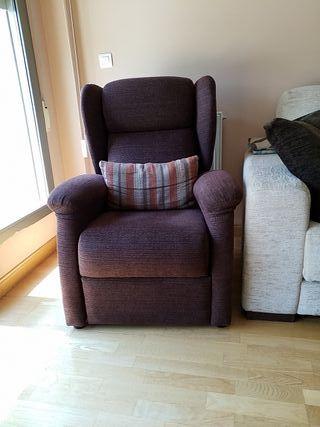 vendo chaise longe y sillón relax