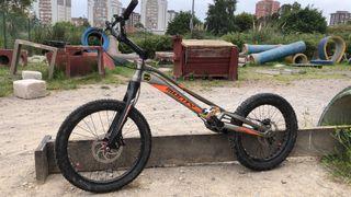 """Bici trial Monty Kaizen Pro 20"""""""
