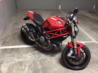 Ducati Monster 1100 evo ABS 2013