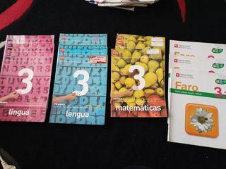 libros 3°primaria