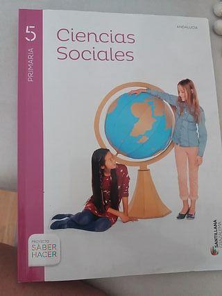 Libro ciencias sociales 5 primaria