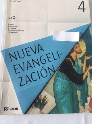 Nueva evangelización 4 eso casals 9788421861011