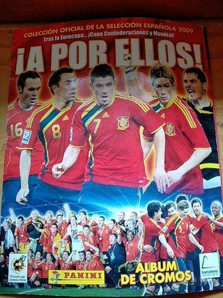 Colección completa España campeona de Europa 2008