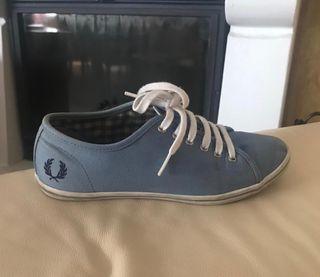Zapatillas Fred Perry semi nuevas