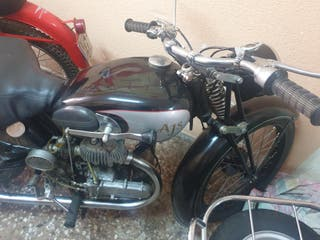 AJS MOTO CLASICA