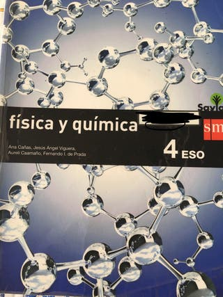 Física y química 4 eso sm 9788467586985