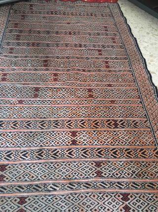 Alfombra berebe comprada en marruecos