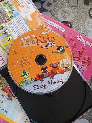 INGLES PARA PC +7 AÑOS