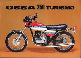 OSSA 250 TURISMO