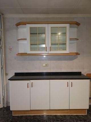 Mueble de cocina de segunda mano en Terrassa en WALLAPOP