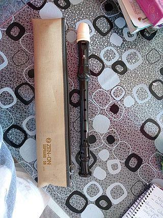 flauta para el colegio