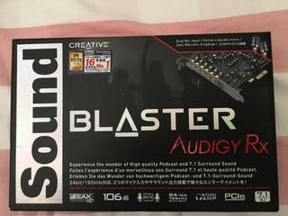 Tarjeta sound blaster