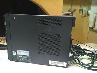 ordenador sobremesa Acer aspire x1700 quad Core a