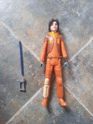 Muñeco figura star wars rebels