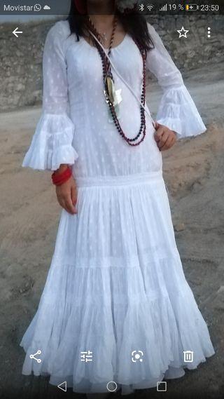Rebajas!!! Vestido ibicenco y/o flamenca