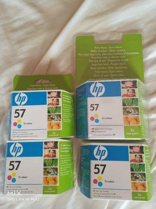 Cartuchos tinta impresora