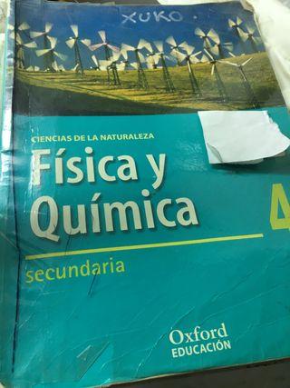 Libro física y química secundaria 4