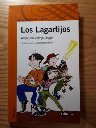 Libro de lectura: Los Lagartijos