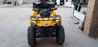 CAN-AM OUTLANDER XT MAX 570