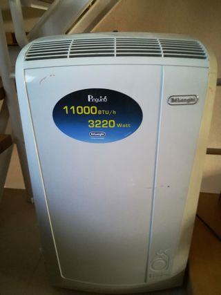 aire acondicionado portátil ,pinguino Delonghi