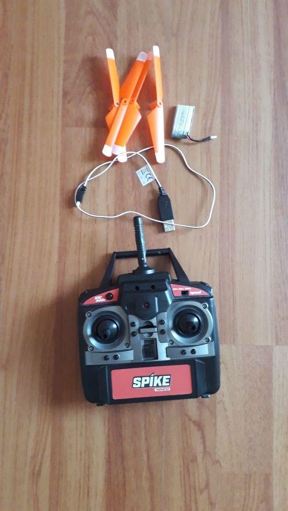 Dron marca Spike nicon