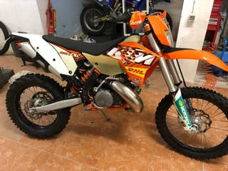 KTM exc 250 2011 Factory