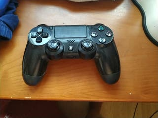 Mando ps4 black
