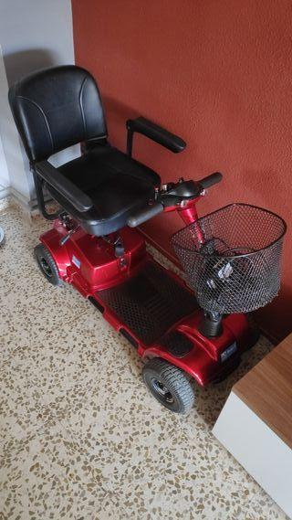 Scooter eléctrico movilidad