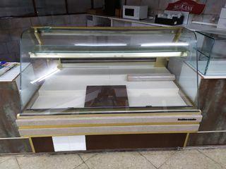 vitrina de pastelería frígorifica