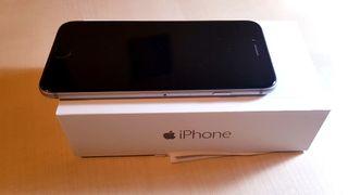 iPhone 6 64GB Gris Espacial perfecto estado