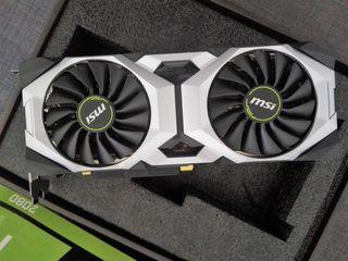 Nvidia MSI VENTUS RTX 2080 8GB