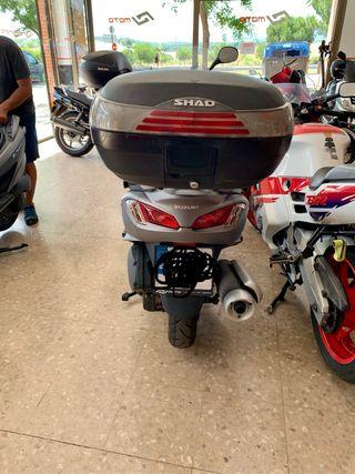 Suzuki burgman 125cc