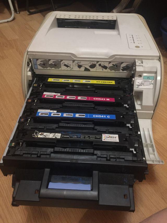 Impresora láser color Canon LBP 5050