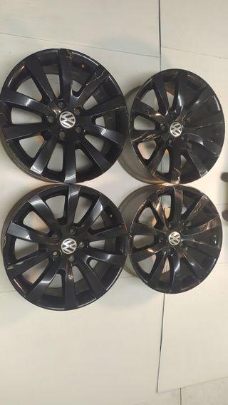 Llantas VW Scirocco 17 pulgadas originales
