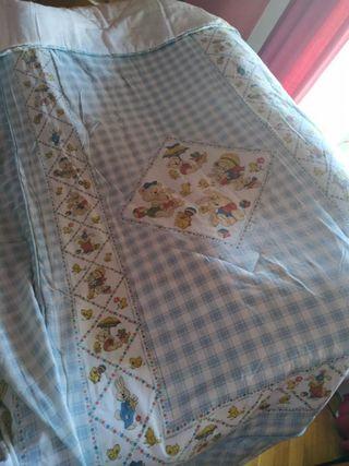 colcha infantil cama 90