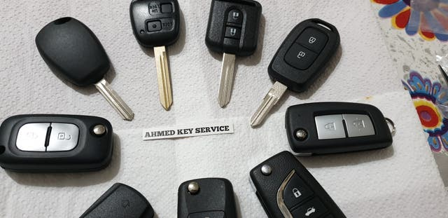 car key cutting and programming