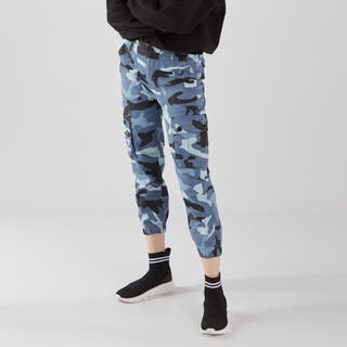 nuevo producto 6375c 9662d Pantalones camuflaje de segunda mano en Barcelona en WALLAPOP