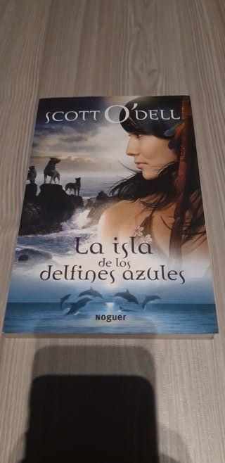 La isla de los delfines azules