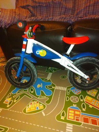 Bici sin pedales Imaginarium