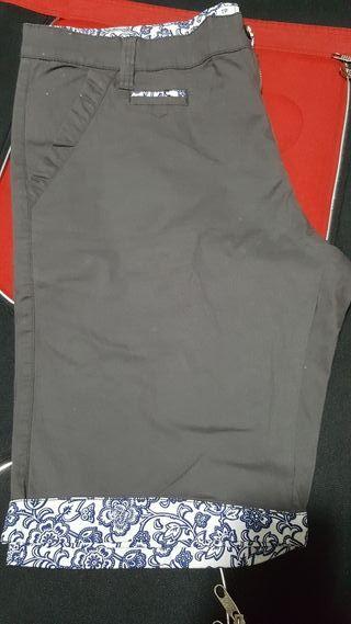 pantalón corto de hombre 'Bermuda' talla40