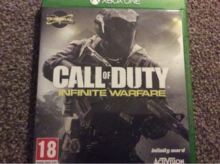 Infinite Warfare XBOX ONE barely used