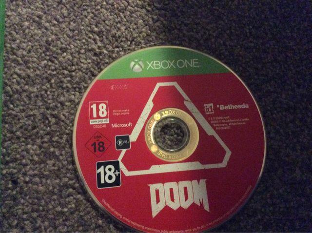 Doom 2016 GREAT CONDITION