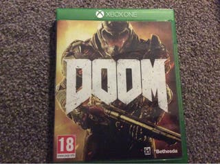 Doom 2016 GREAT CONDITION
