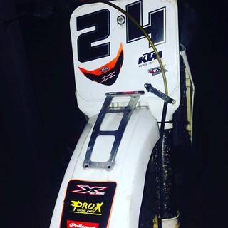 KTM sx de motocross