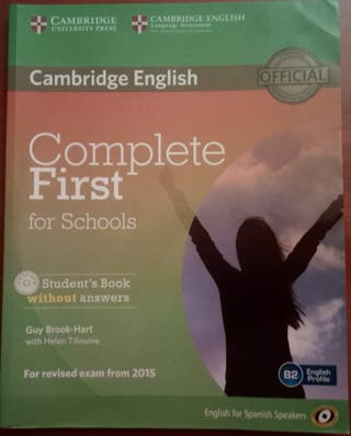 B2 English Profile. Cambridge English