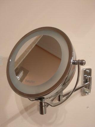 Espejo de baño.