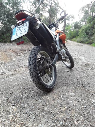 Derbi senda r 125 en perfecto estado