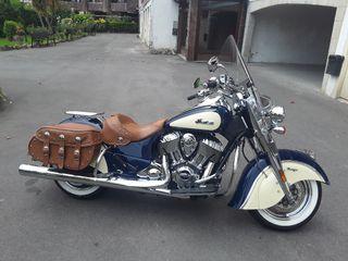 Indian Vintage 1800 CC con 1860 km