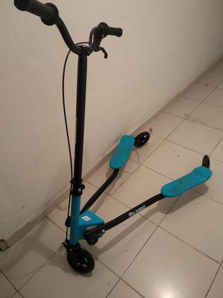 patinete 3 ruedas nuevo